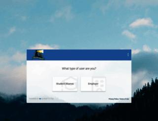 csumb-csm.symplicity.com screenshot