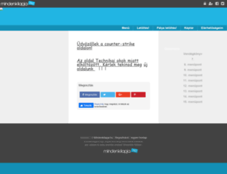 csupiweb.mlap.hu screenshot