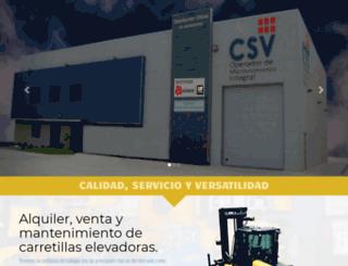 csv.es screenshot