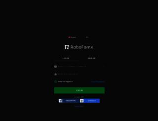 ct.roboforex.com screenshot