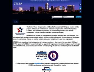 ctcba.org screenshot