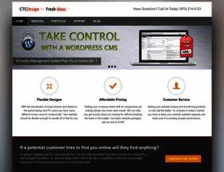 ctcdesign.com screenshot