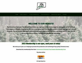 ctchristmastree.org screenshot