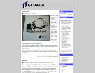 ctdata.com screenshot