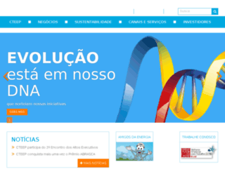 cteep.riweb.com.br screenshot