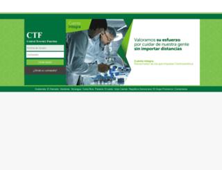 ctf.grupopromerica.com screenshot
