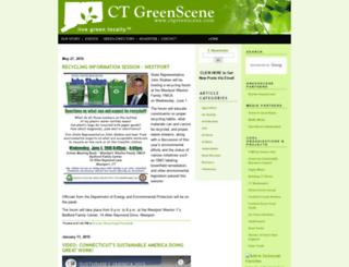 ctgreenscene.typepad.com screenshot