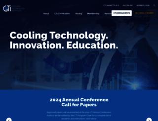 cti.org screenshot