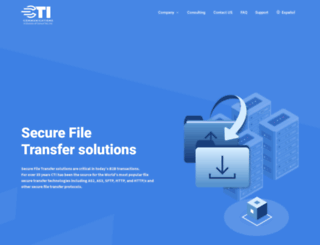 cticomm.com screenshot