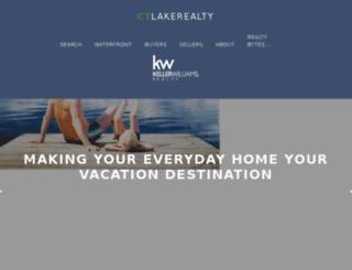 ctlakerealty.com screenshot