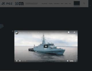 ctm.gdynia.pl screenshot