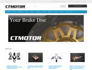 ctmotorfairing.com screenshot