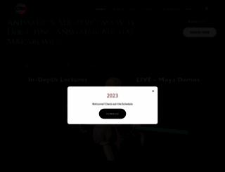 ctnanimationexpo.com screenshot