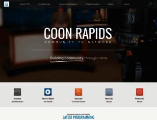 ctncoonrapids.com screenshot