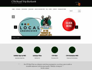 ctnroadtripburbank.com screenshot