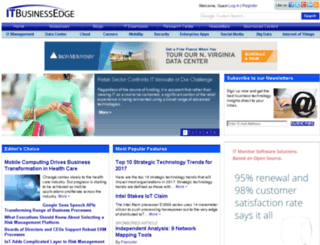 ctoedge.com screenshot