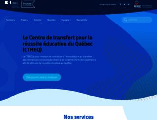 ctreq.qc.ca screenshot
