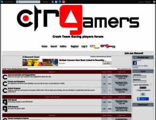 ctrgamers.foroactivo.com screenshot