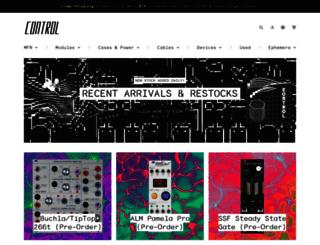 ctrl-mod.com screenshot