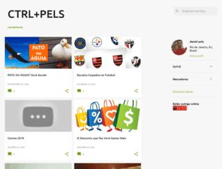 ctrlpels.blogspot.com.br screenshot