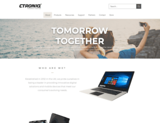 ctroniq.com screenshot
