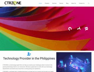 ctrzone.com screenshot