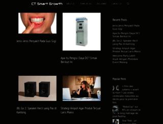 ctsmartgrowth.com screenshot