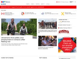 ctvnewsbarrie.ca screenshot
