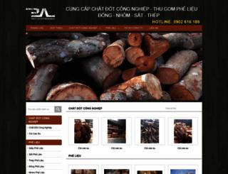 ctyphucan.bizz.vn screenshot