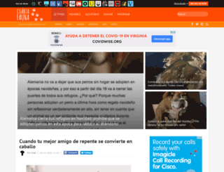 cuantafauna.com screenshot