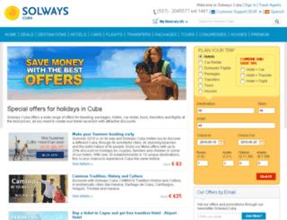 cubahoteltraveldeals.com screenshot