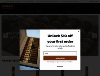 cubancigars2u.com screenshot