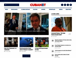 cubanet.org screenshot