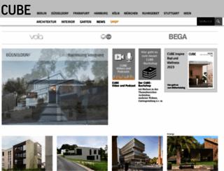 cube-magazin.de screenshot