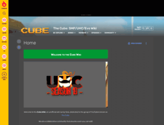 cubemc.wikia.com screenshot