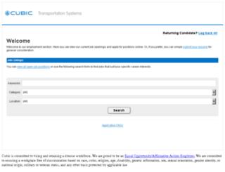 cubictransportationsystems-cubic.icims.com screenshot