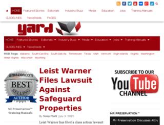 cubicyard.us screenshot