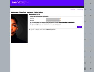 cubiksonline.com screenshot
