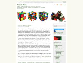 cubiksrube.wordpress.com screenshot