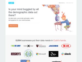 cubitplanning.com screenshot