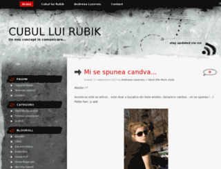 cubrubik.wordpress.com screenshot