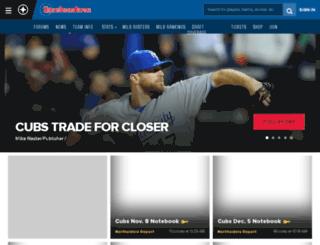 cubs.scout.com screenshot