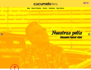 cucumelofilms.com screenshot