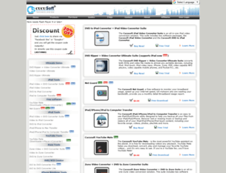 cucusoft.com screenshot