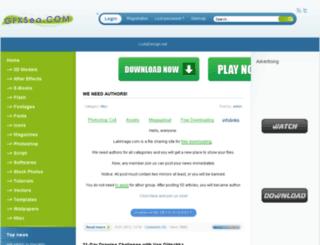 cudadesign.net screenshot