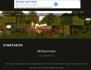 cudashaders.de.tl screenshot