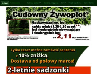 cudowny-zywoplot.pl screenshot