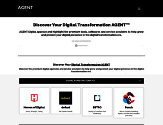 cuecommerce.com screenshot