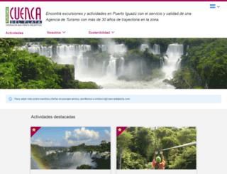 cuencadelplata.com screenshot