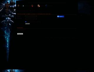 cuervosdelatempestad.foroactivo.mx screenshot